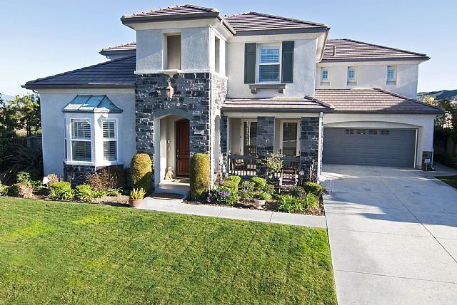 Westridge Valencia Home With TPC Golf Course View