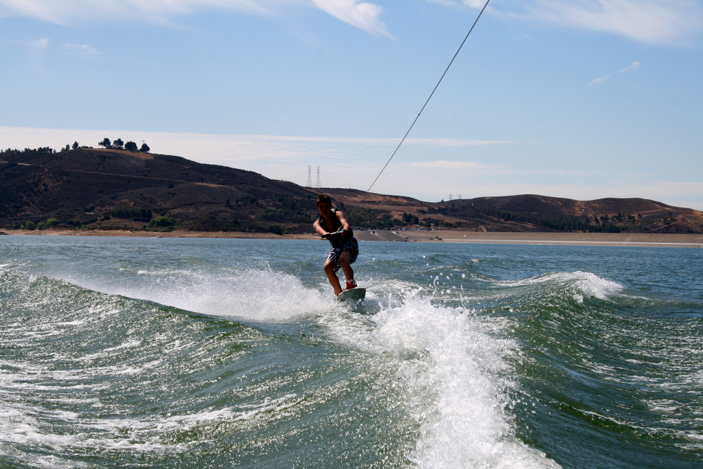 Live By Castaic Lake!
