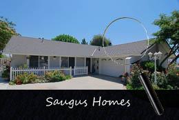 Saugus CA Real Estate