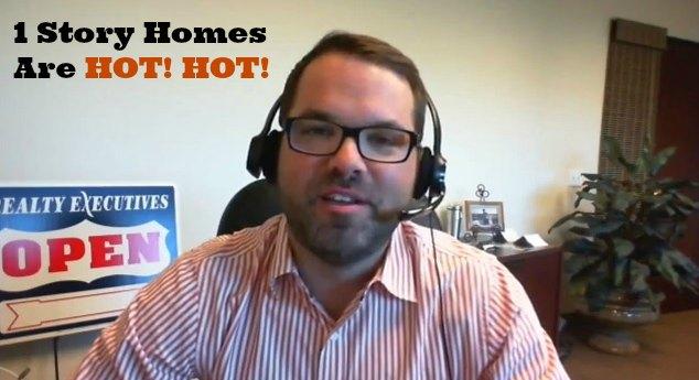 Santa Clarita Single Story Homes In Hot Demand