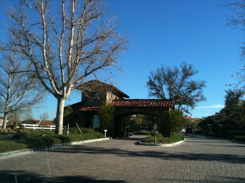 Westridge Valencia home sales 2014