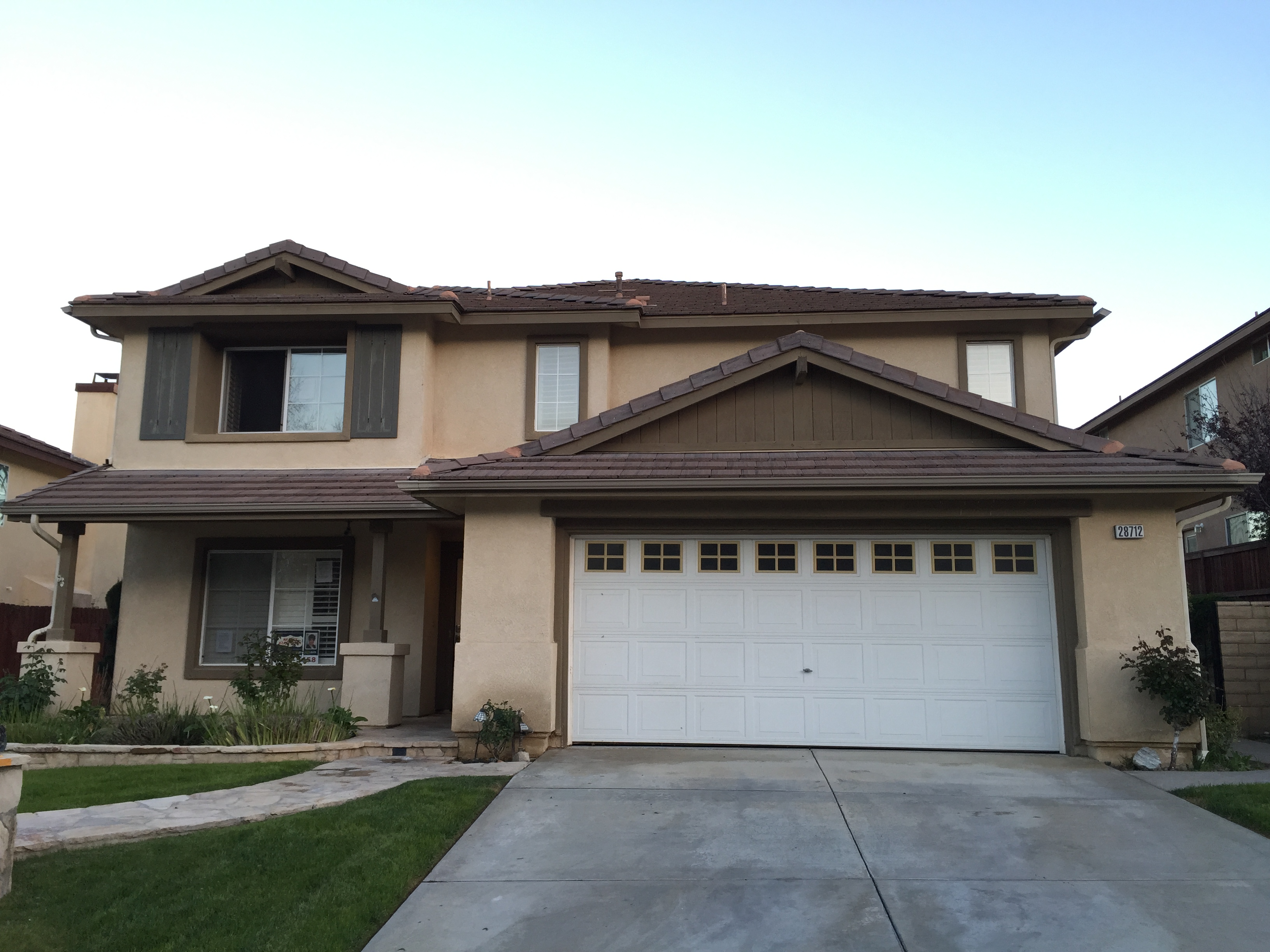 Castaic Ca home for sale - bank owned foreclosure