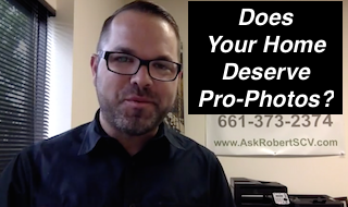 Does Your Santa Clarita Home Sale Deserve Professional Photos?