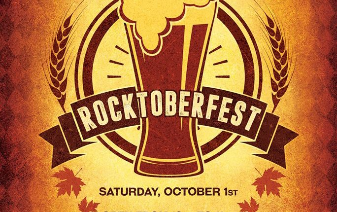 Fun Friday: 4th Annual Rocktoberfest