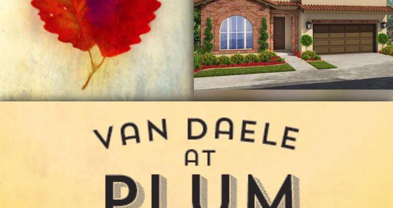 Van Daele at Plum Canyon: Santa Clarita New Construction