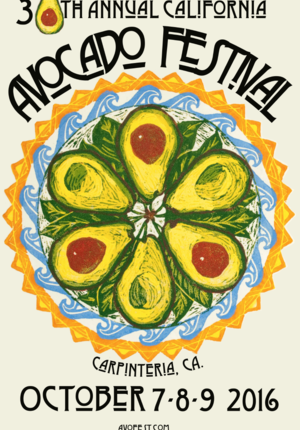 Fun Friday: California Avocado Festival