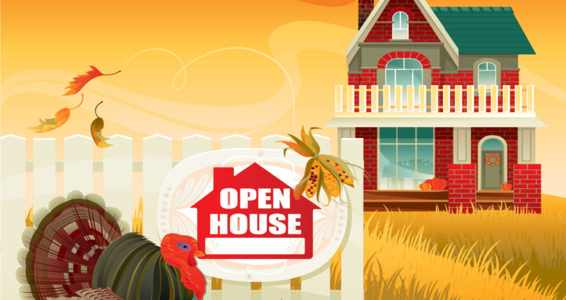 Do real estate agents work on Thanksgiving?
