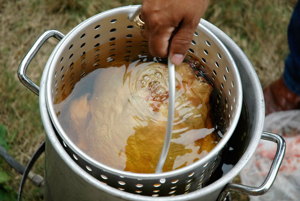 5 Safety Tips For Deep Frying A Turkey