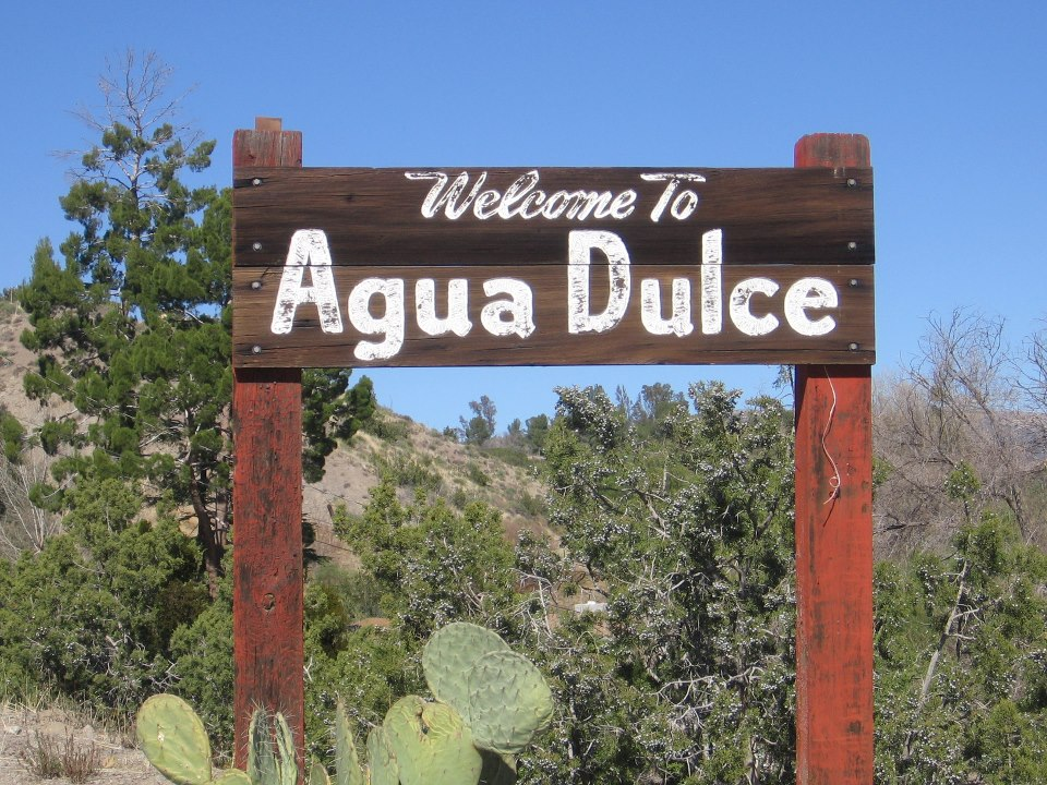 Agua dulce movie
