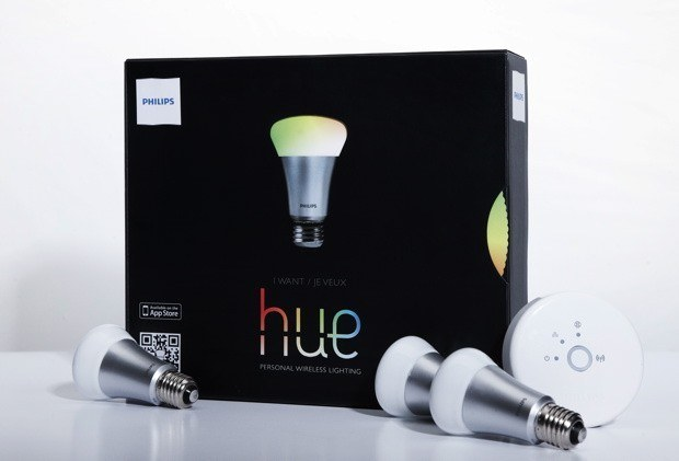 Tech: Philips Hue LED Lighting System