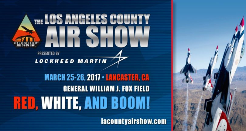 Fun Friday: 2017 LA County Air Show